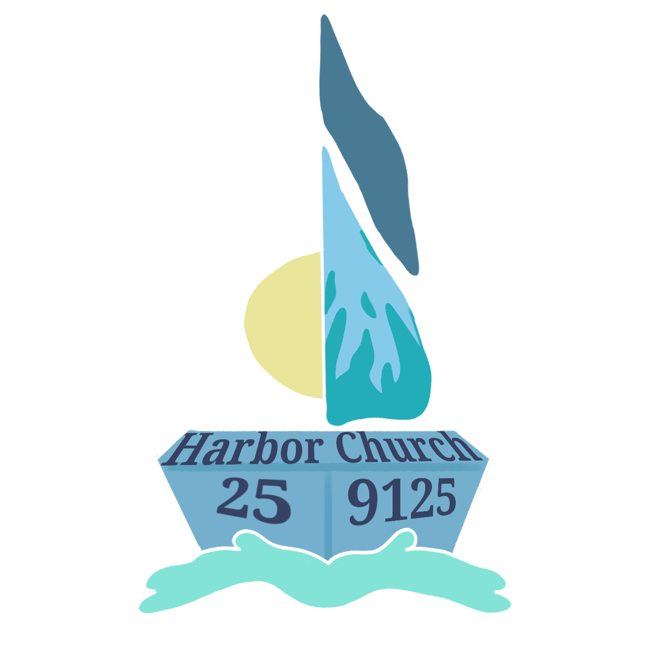25th Anniversary Logo - by Alex Chappell