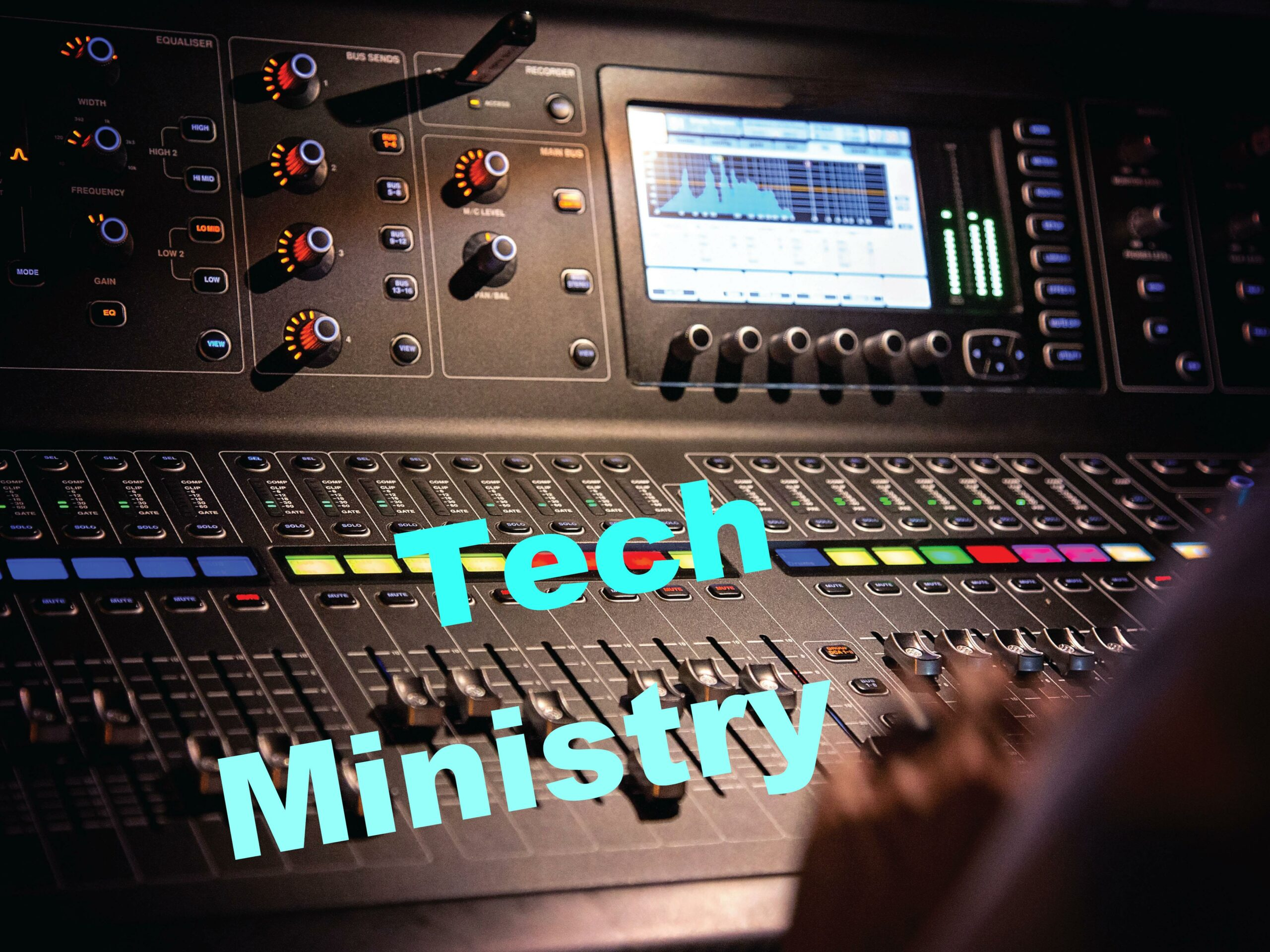 Tech Ministry