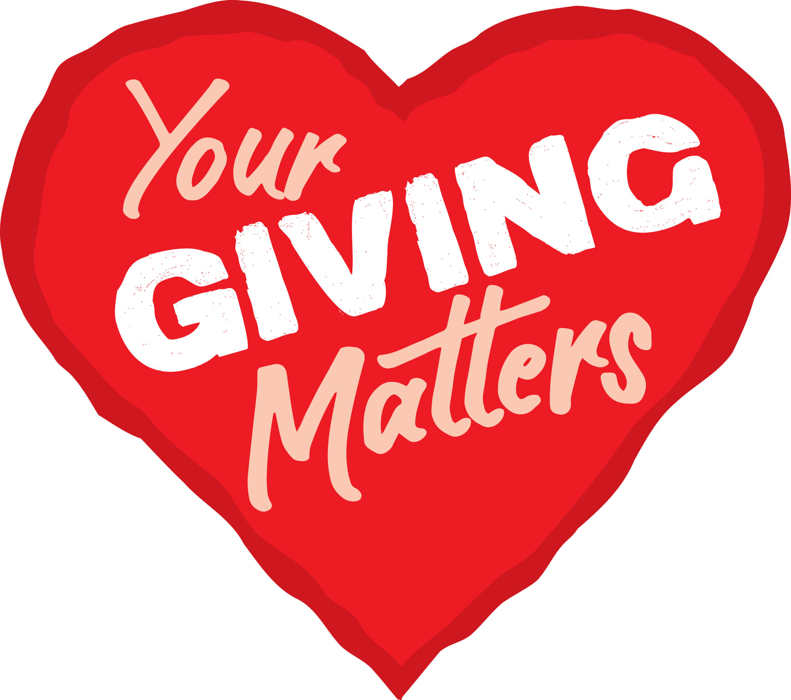 your giving matters - heart